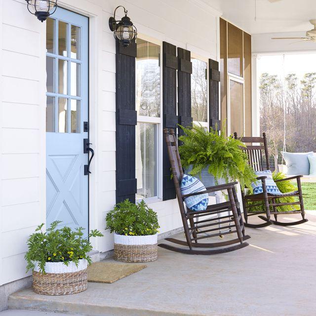 17 Best Outdoor Rocking Chairs 2021, Rocking Patio Furniture
