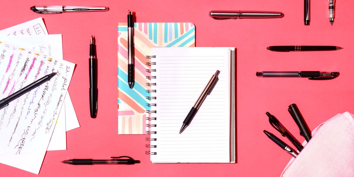 Our Editor-Tested Guide to the Best Pens for Any Writing Purpose