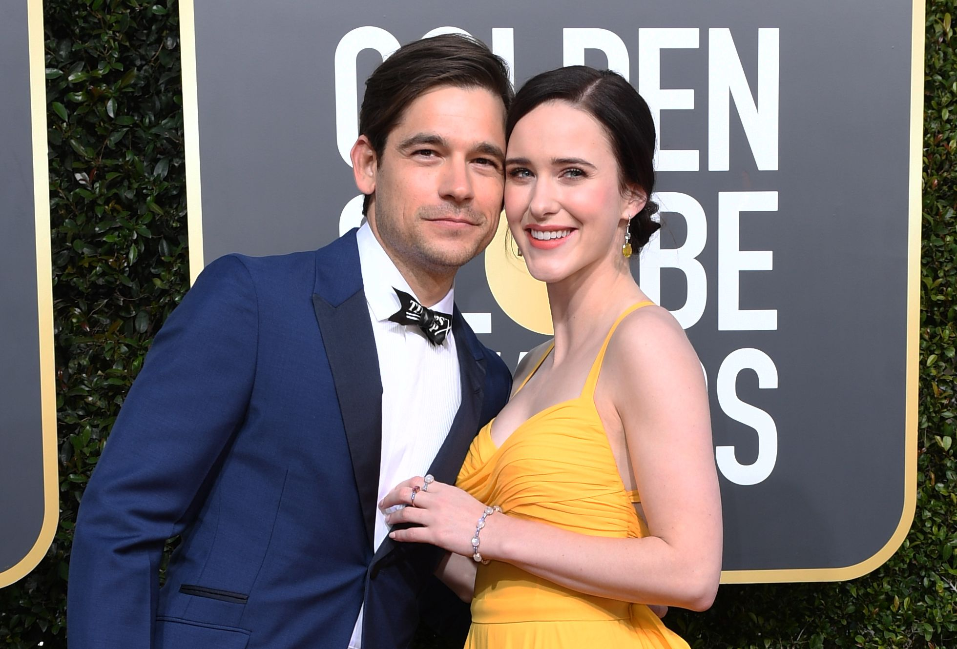 Rachel Brosnahan And Jason Ralph Are Quiet About Their Marriage, But Their Body Language Speaks Volumes