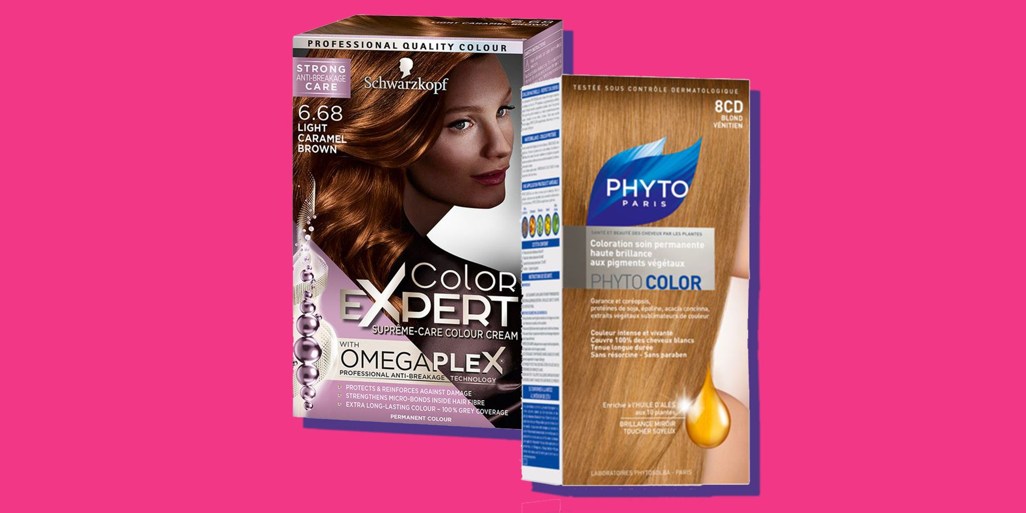 The Best Permanent Hair Colourants To Use At Home Best At Home Hair Colour