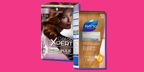 The best permanent hair colourants to use at home - best at ...