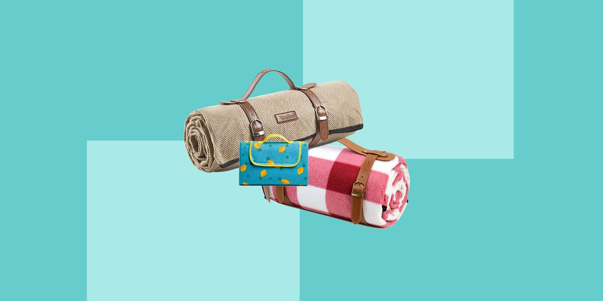 Best Picnic Blankets (Waterproof, Tartan And More) For The Most Stylish Outdoor Lunch