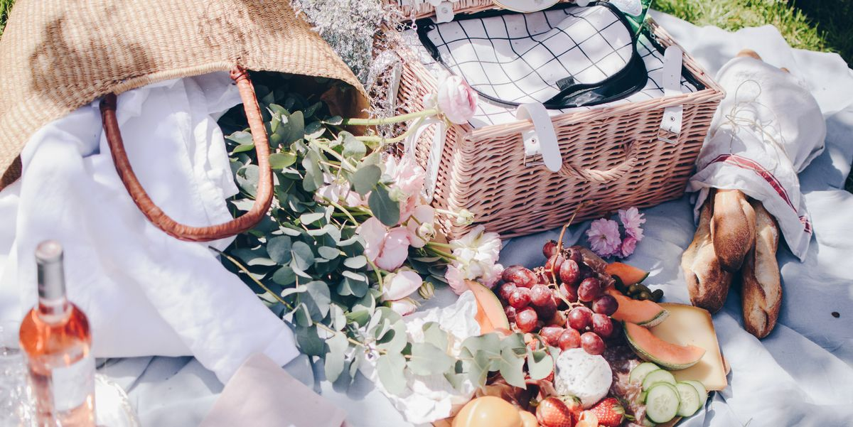 10 of the best gourmet picnic hampers to share with friends