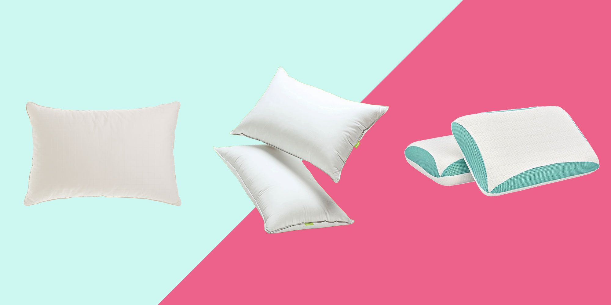 Shop Pillows Side Sleepers UK | Pillows