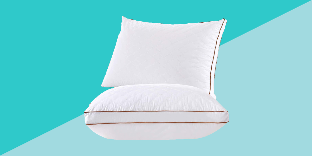 6 Best Pillows For Stomach Sleepers According To A Sleep Specialist