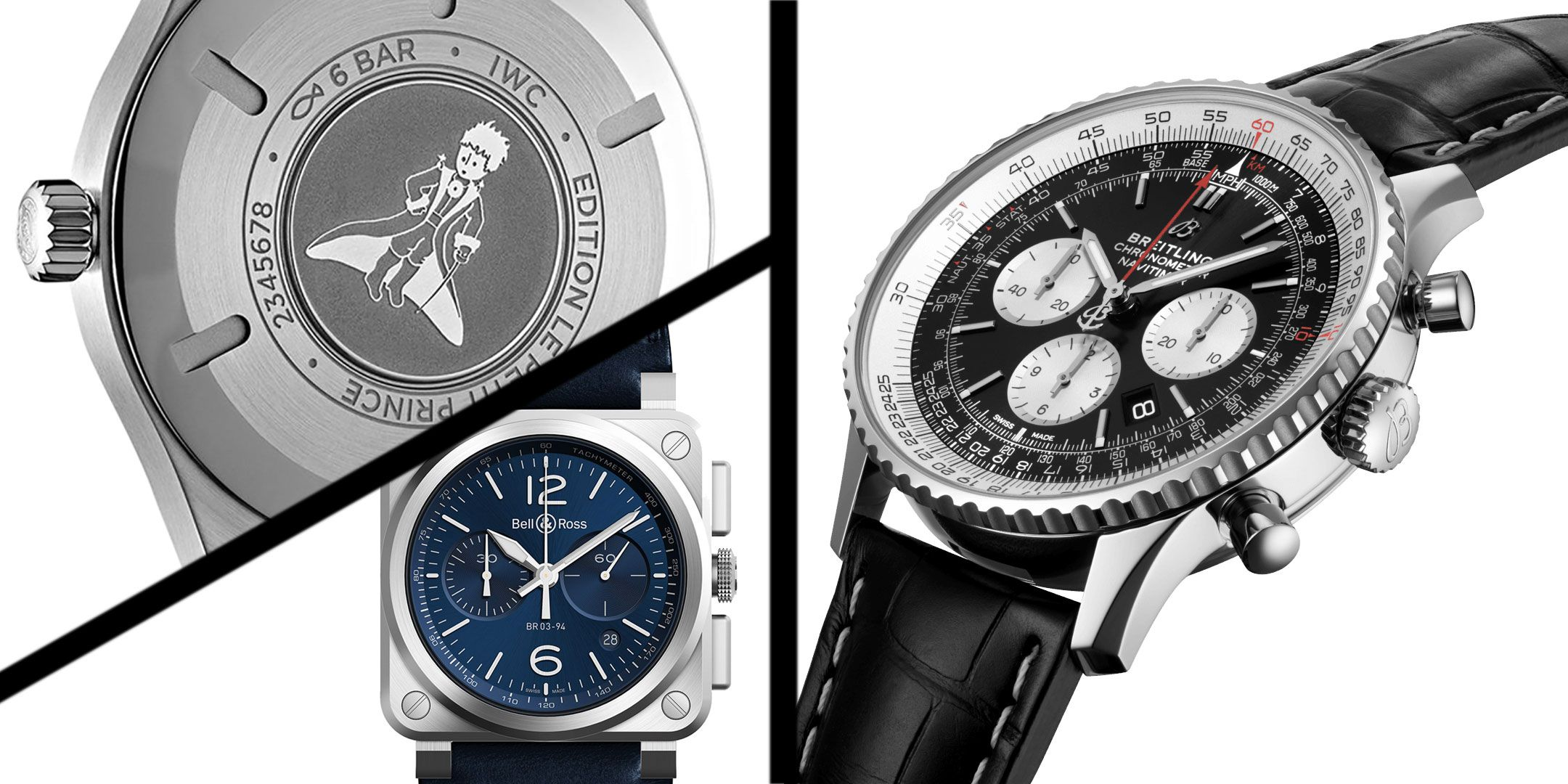 The Best Pilot Watch Brands On Earth (According To Esquire Editors)