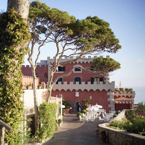 best pink hotels il mezzatorre veranda
