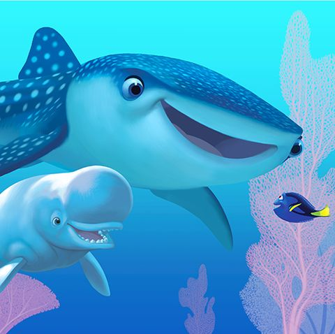 Best Pixar Movies - Finding Dory