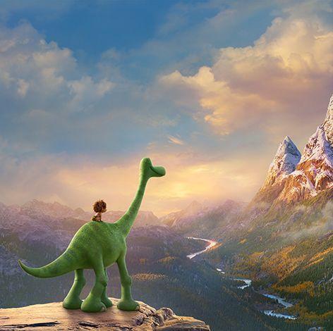Best Pixar Movies - The Good Dinosaur