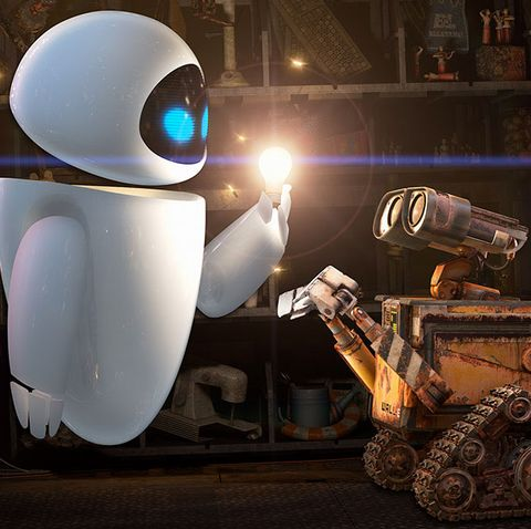 Best Pixar Movies - Wall-E