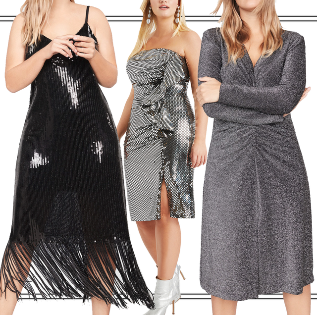 10 Plus Size New Year\'s Eve Dresses - New Year\'s Eve 2020 ...