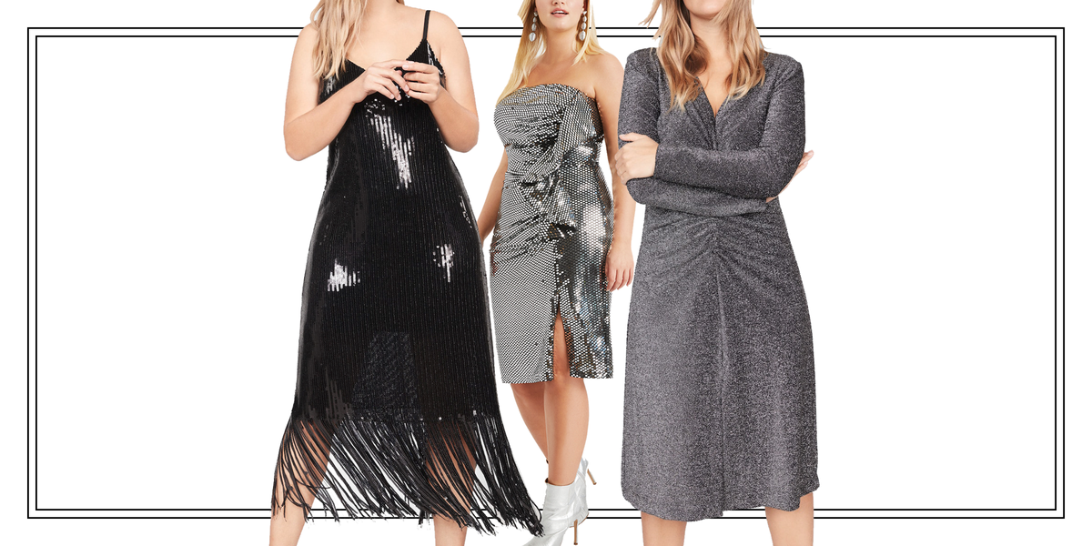 10 Plus Size New Year S Eve Dresses