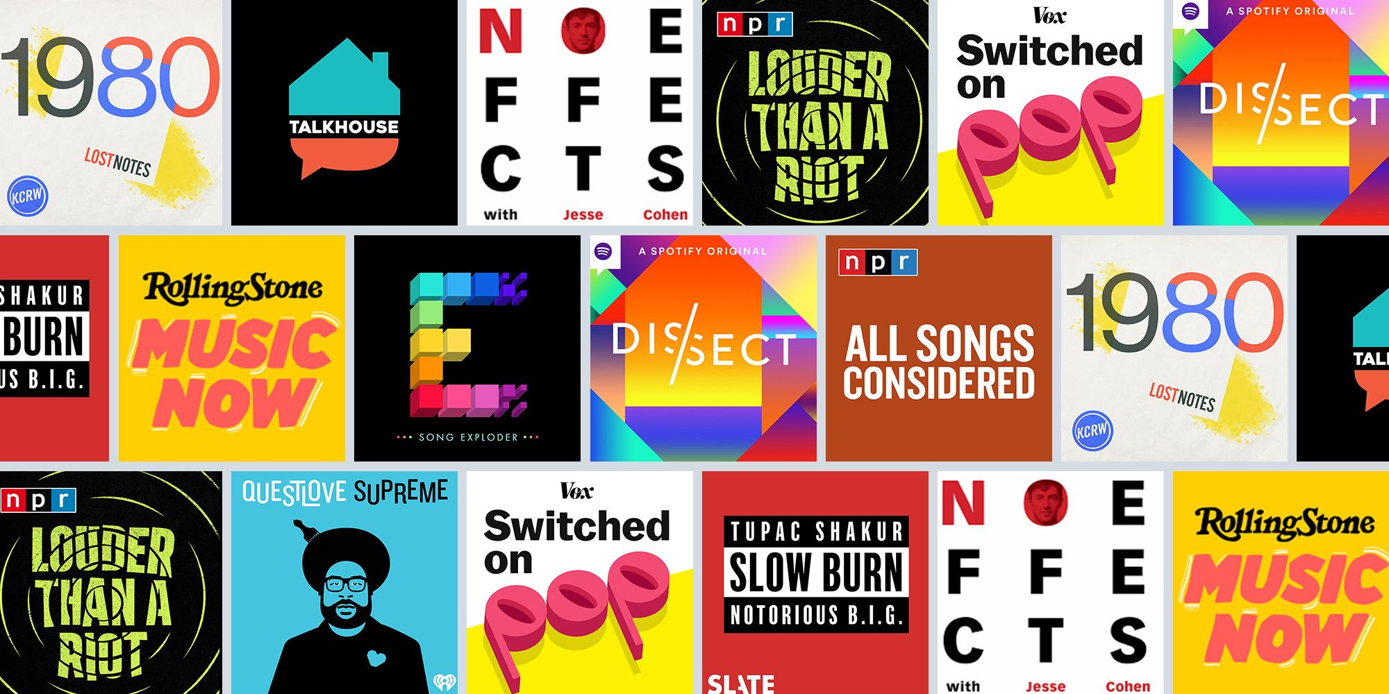 The Best Music Podcasts Will Level Up Your Strong Playlist Game