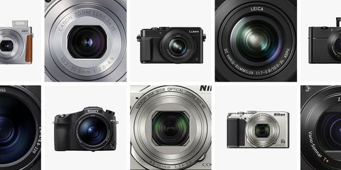 best point and shoot cameras 2018