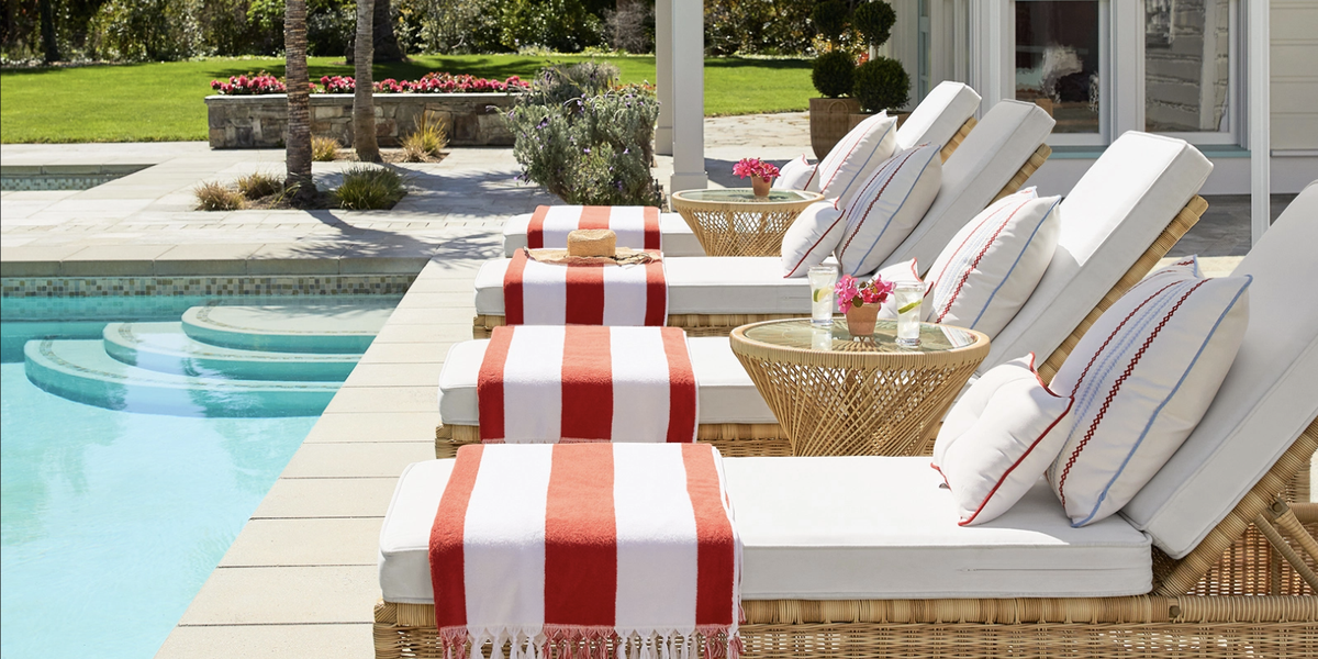 23 Best Pool Lounge Chairs In 2021, Pool Deck Furniture