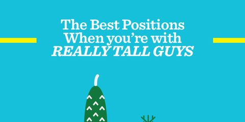 Really tall guys
