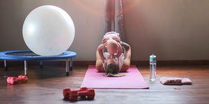 Six of the best postnatal exercises