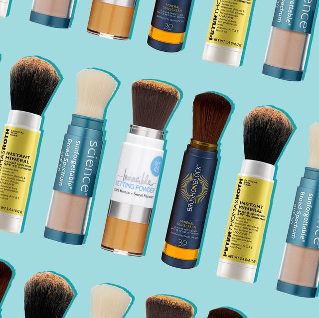 10 Best Powder Sunscreens 2021 Top