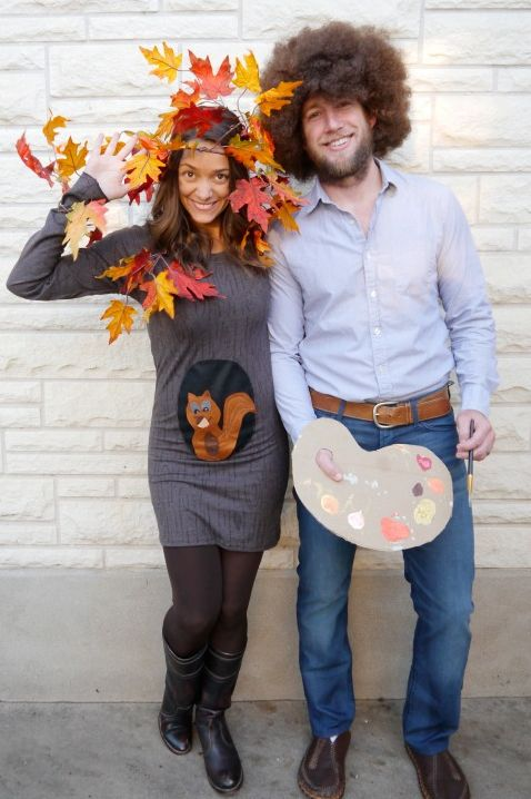 best pregnant couple costumes