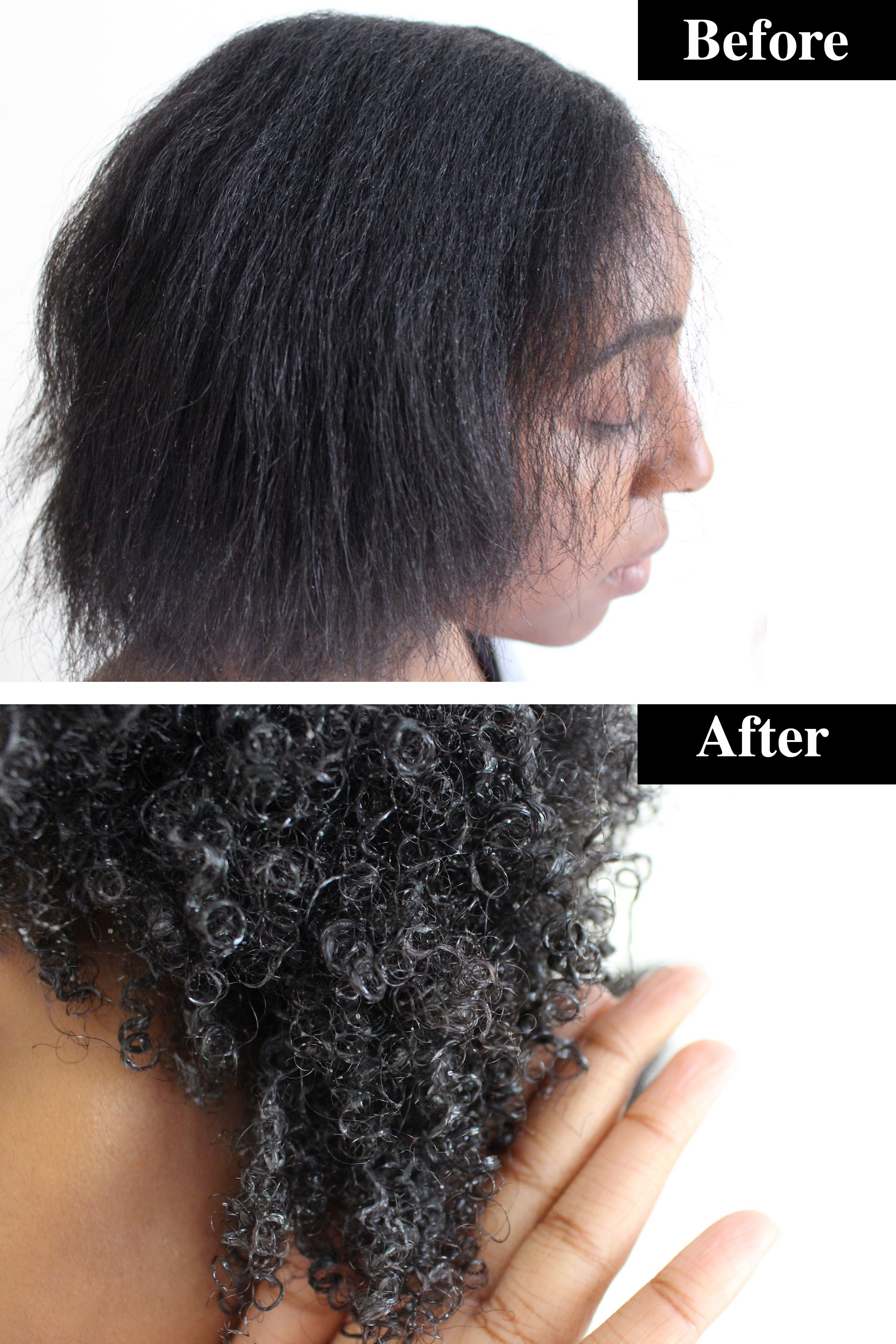 Best Products For Curly Hair 2019 6 Before After Pictures