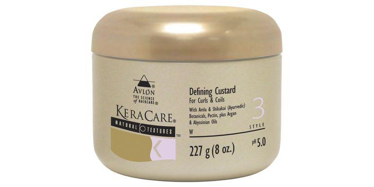 Keracare Natural Textures Defining Custard Reviews