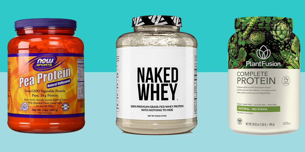 These Are The Absolute Best Protein Powders To Lose Weight