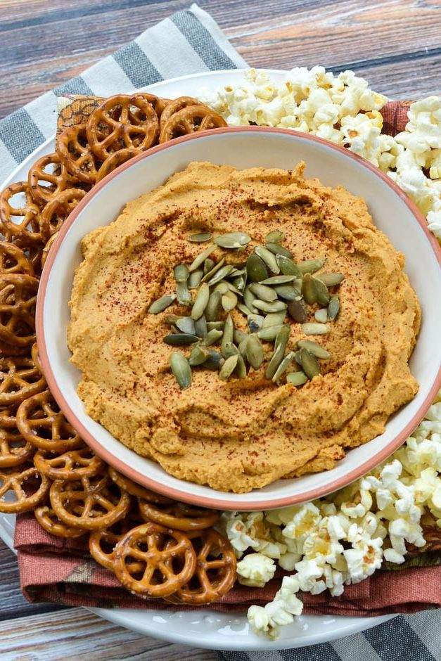 best pumpkin recipes hummus