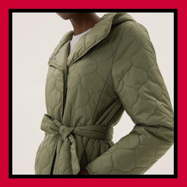 best quilted jacket womens