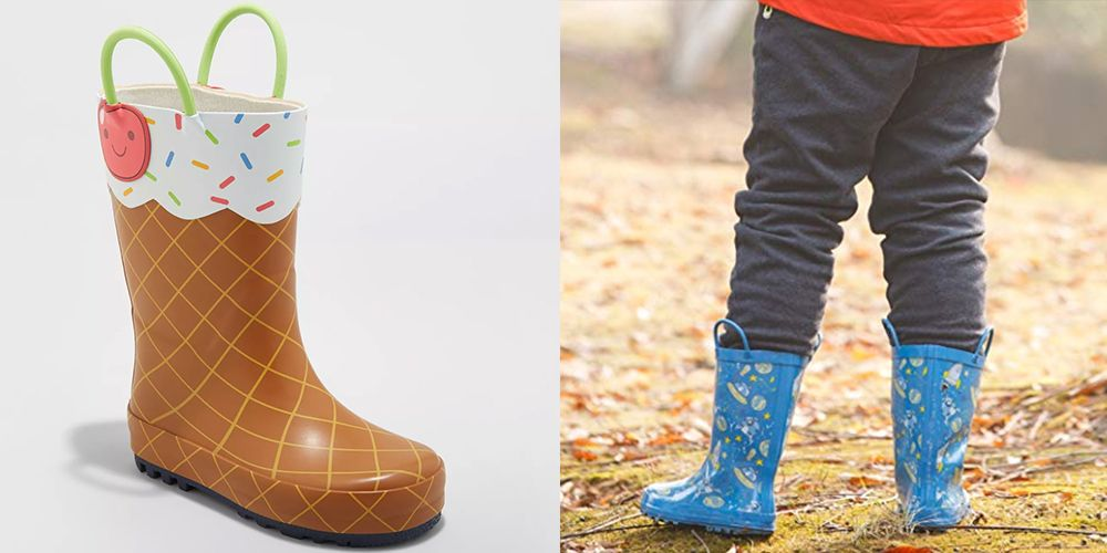10 Best Rain Boots for Kids, Including Toddlers and Tweens