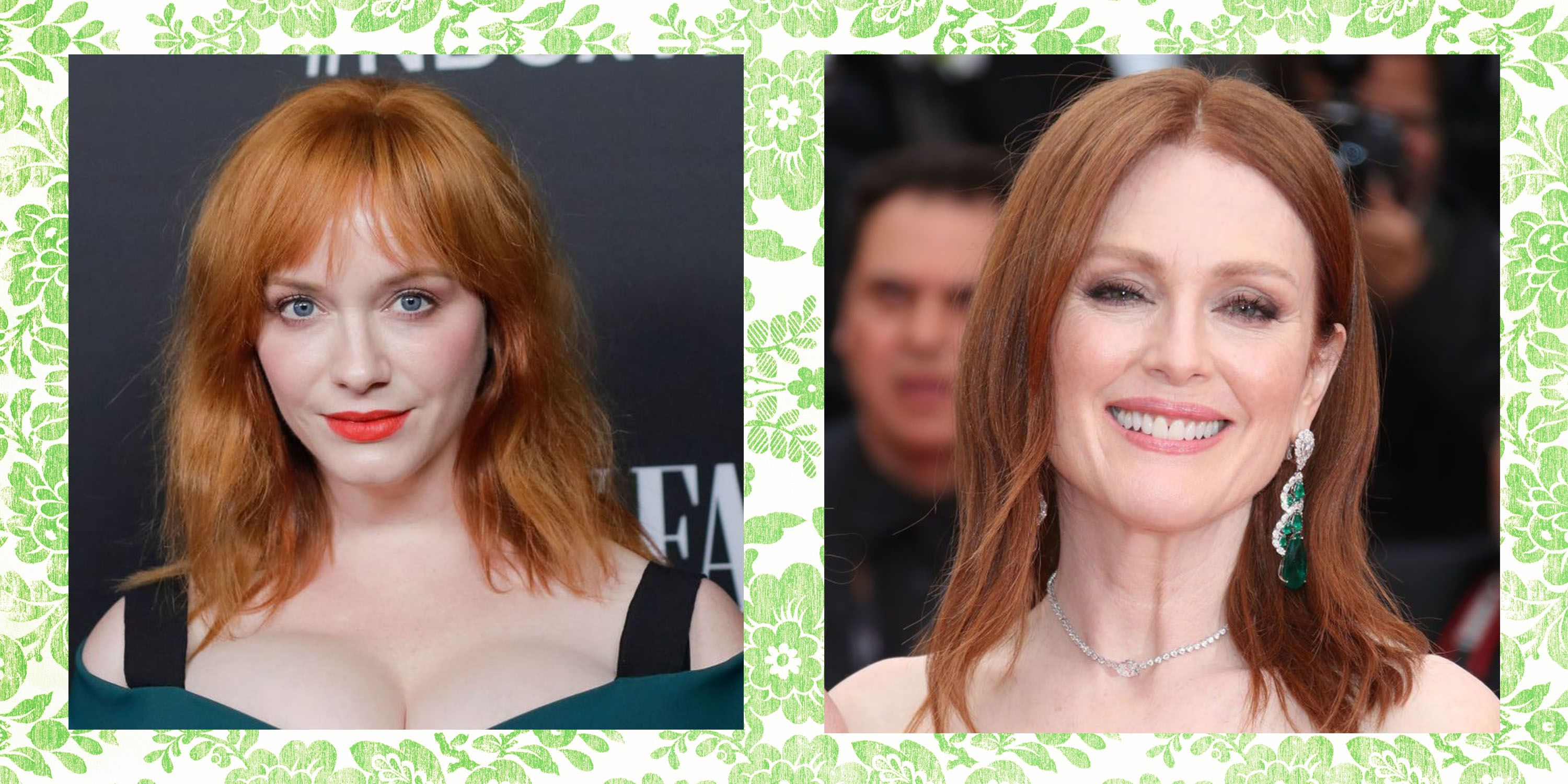 30 Best Red Hair Color Ideas In 2021 Most Popular Red Hairstyles From Celebrities