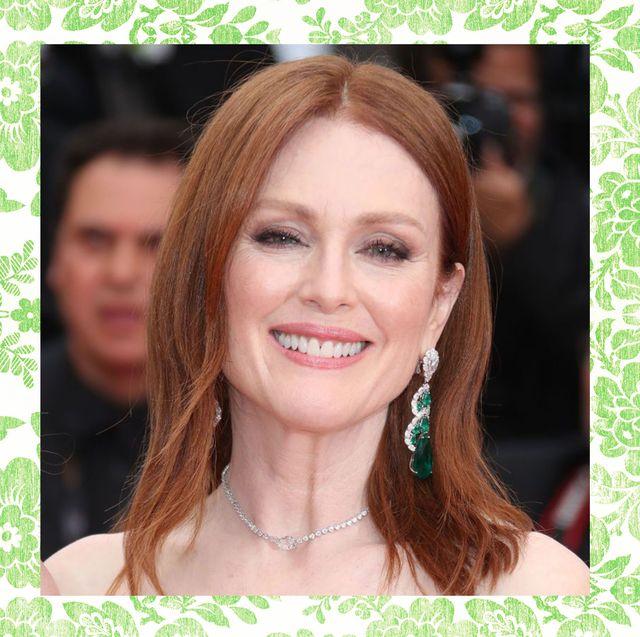 best red hair color ideas christina hendricks julianne moore