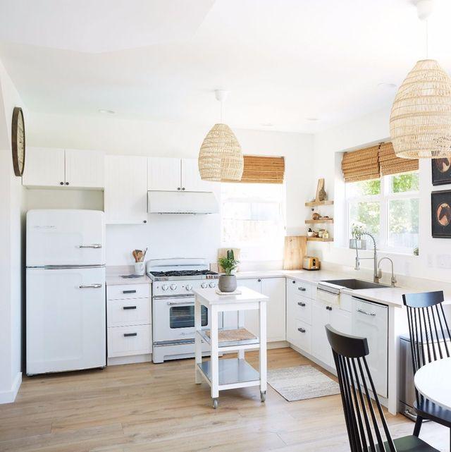 Property, Room, Furniture, Interior design, Kitchen, Building, Real estate, Floor, House, Cabinetry,