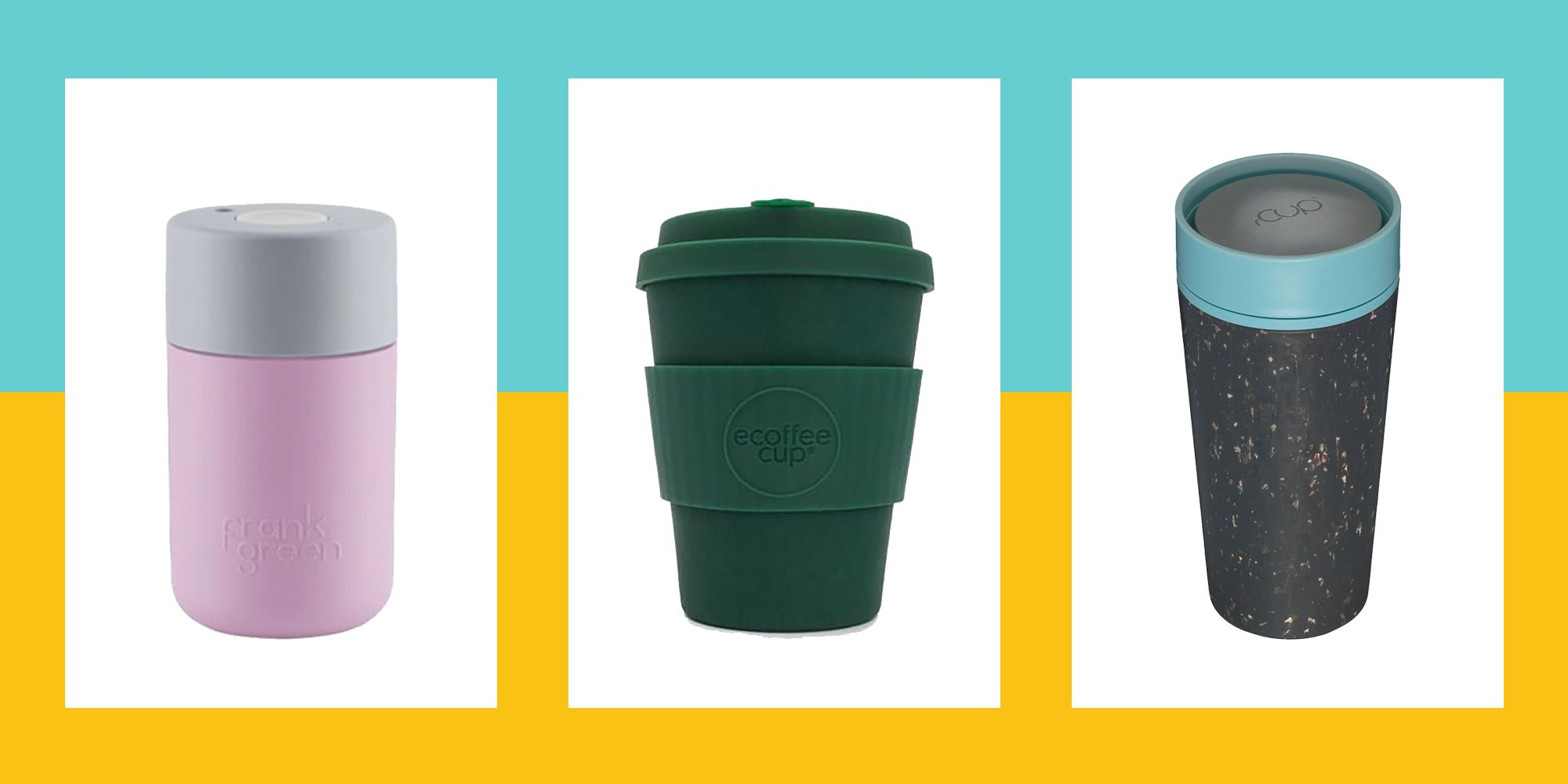 What is the best eco friendly and reusable coffee cup on the