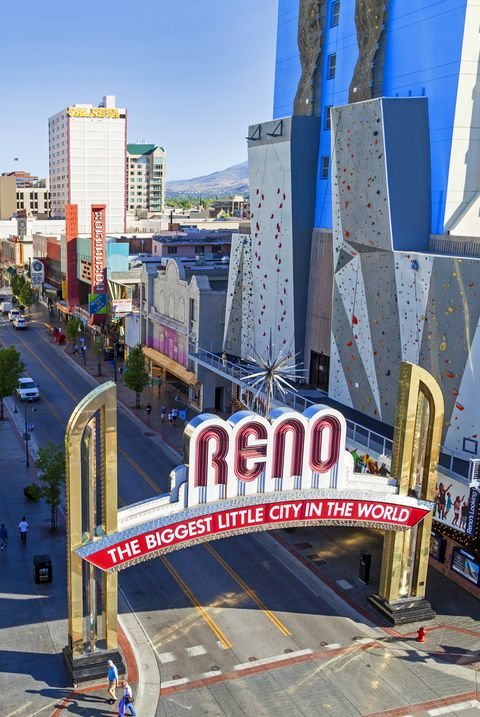 best road trips reno