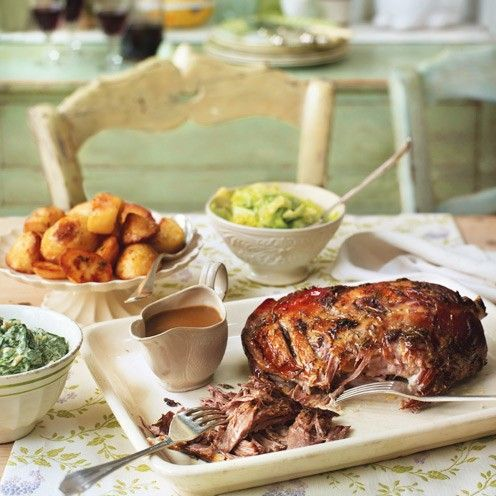 best roast lamb recipes