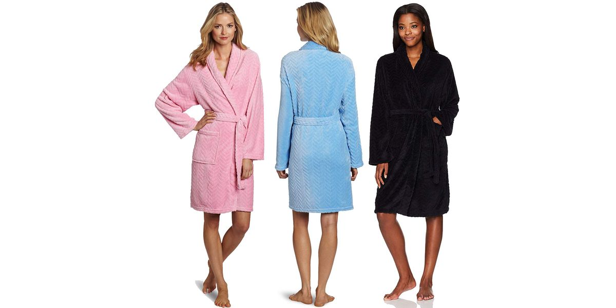 8749d2e91b1 12 Best Bathrobes for Women - Top-Rated Women's Robes