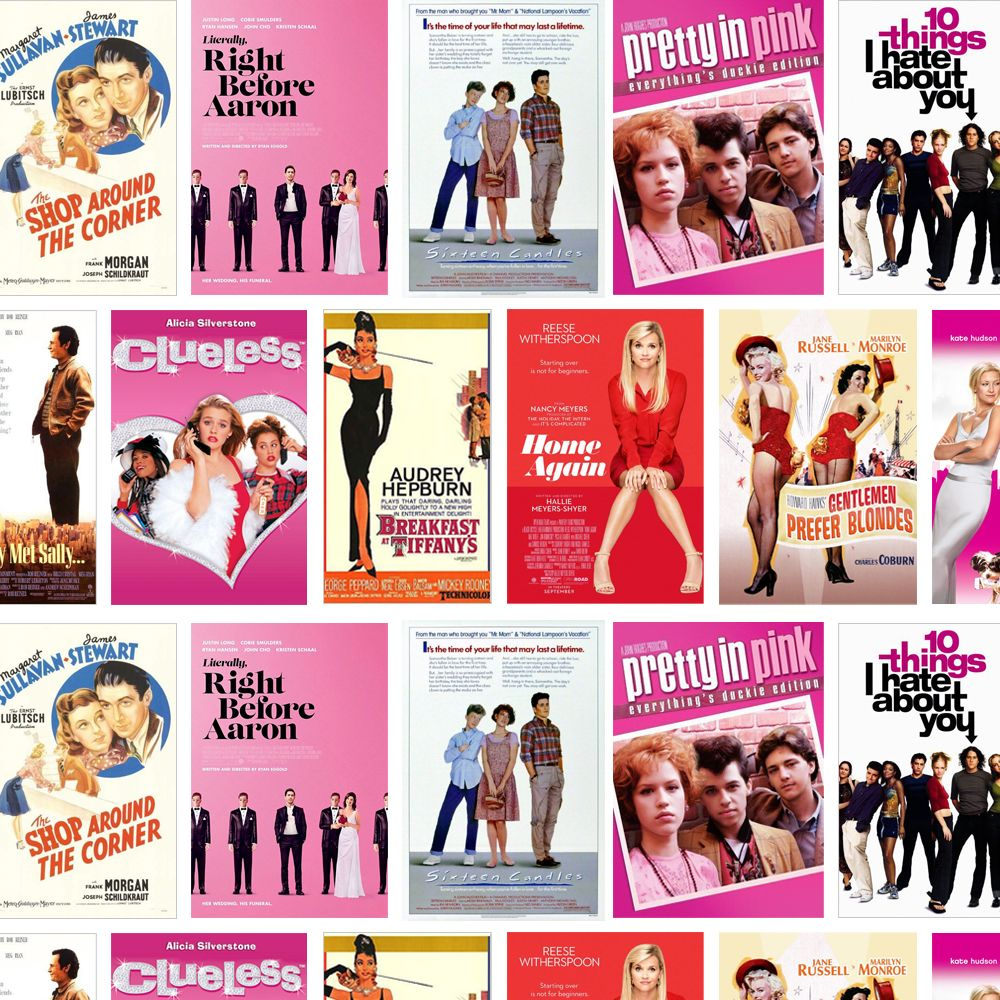 50 Best Rom-Coms of All Time - Best Funny Romantic Movies
