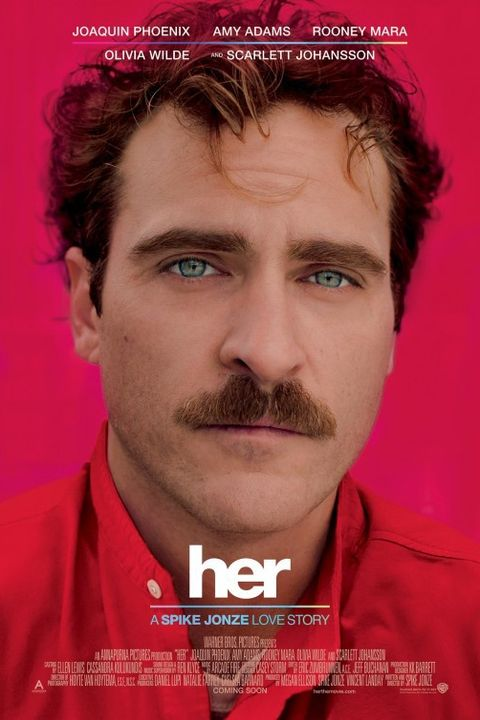 best romantic comedies - Her