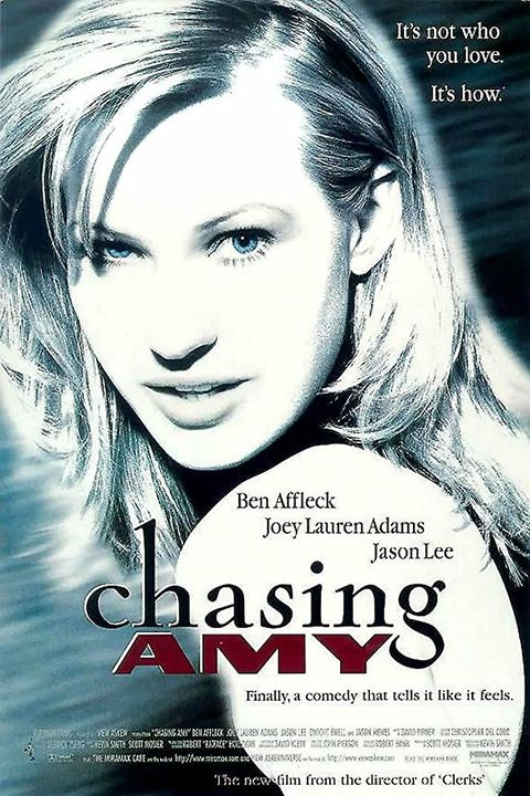 best romantic comedies -  Chasing Amy