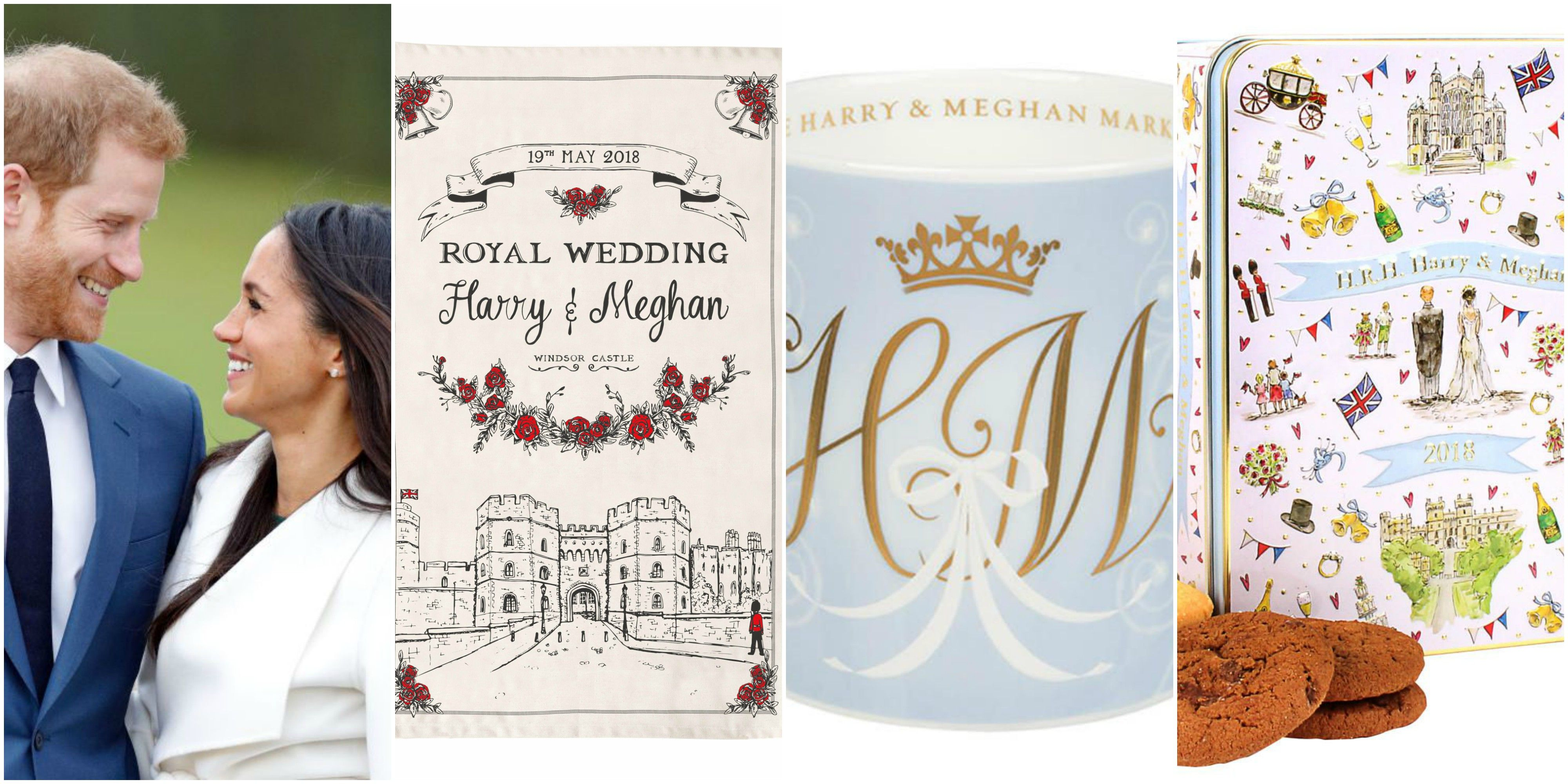 The Best Royal Wedding Memorabilia So Far