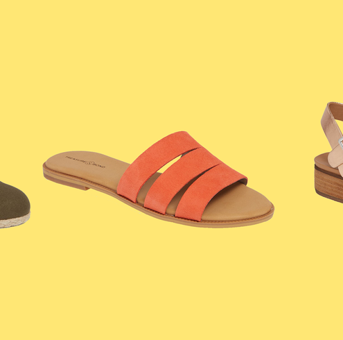 15 Best Sandals for Plantar Fasciitis to Buy in 2019
