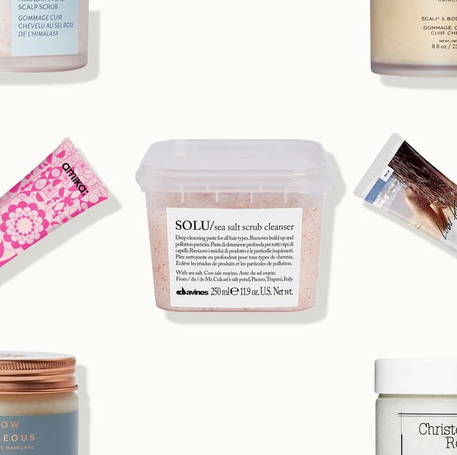 9 Best Scalp Scrubs The Top Scalp Exfoliators To Try Now