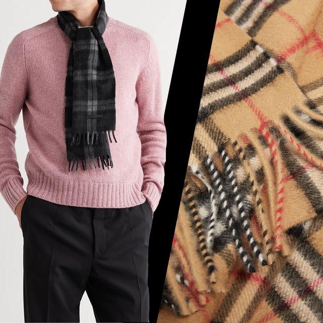 best mens scarves