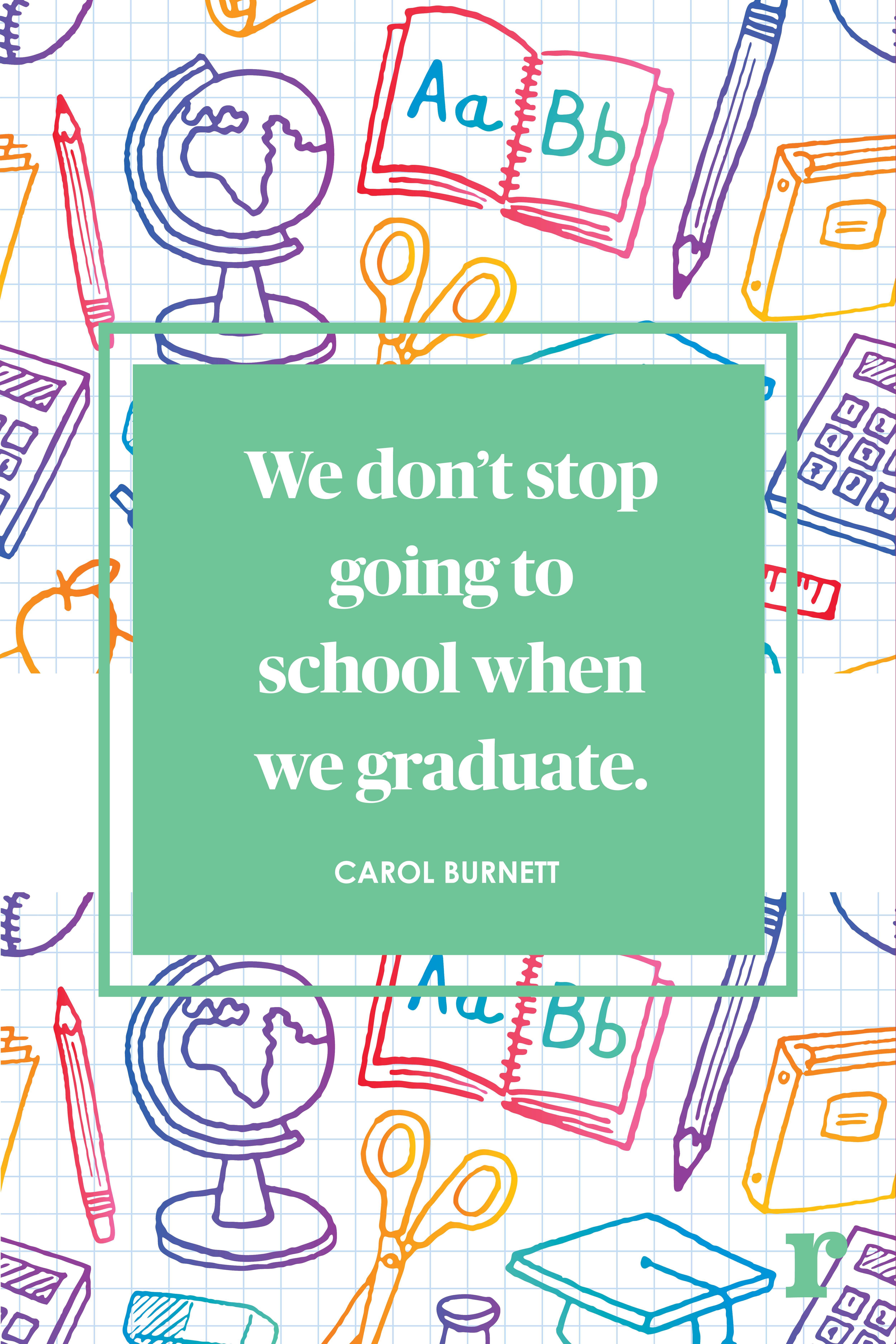 School Quotes 16 Best School Quotes   Inspirational School Quotes School Quotes