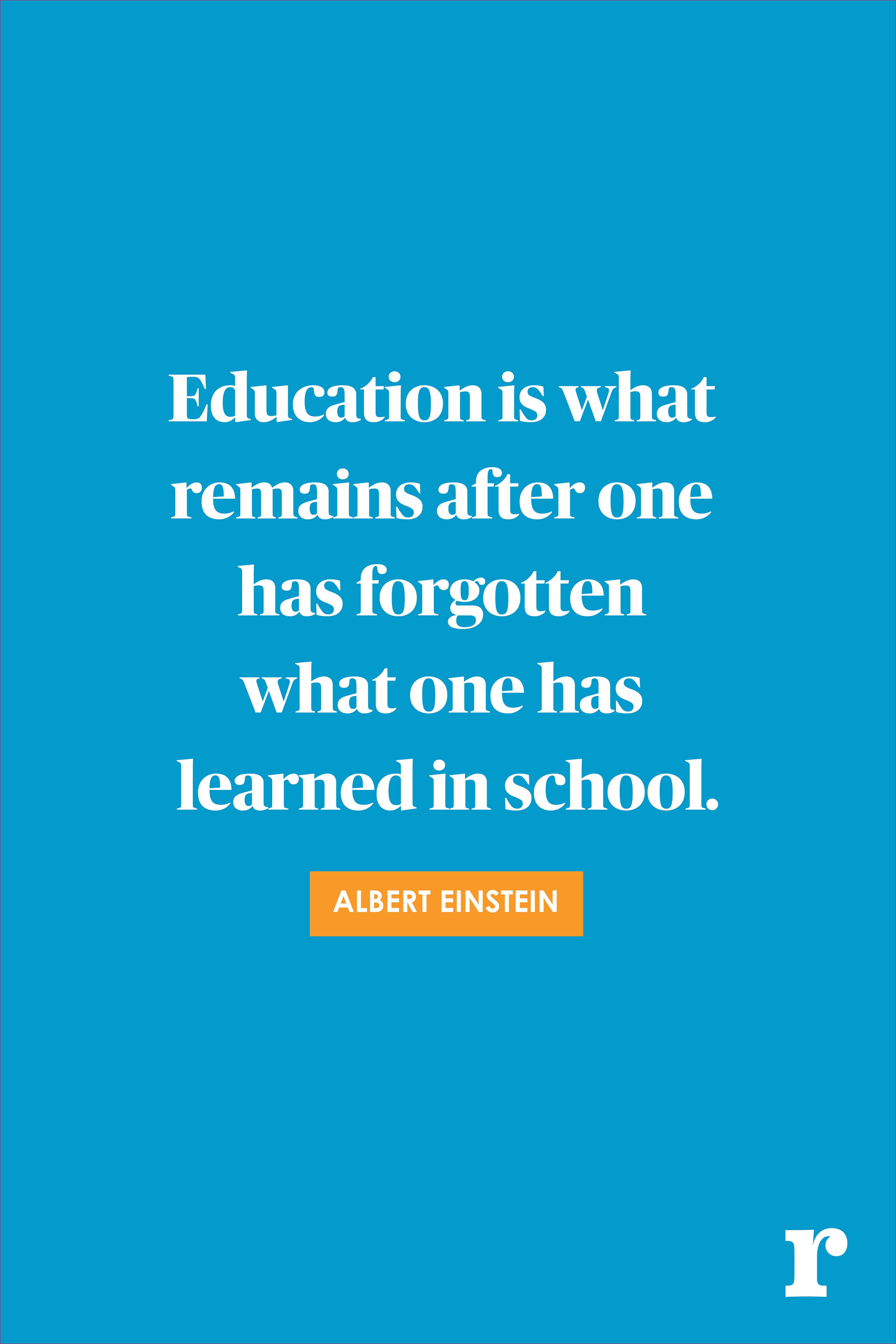 16 Best School Quotes Inspirational School Quotes