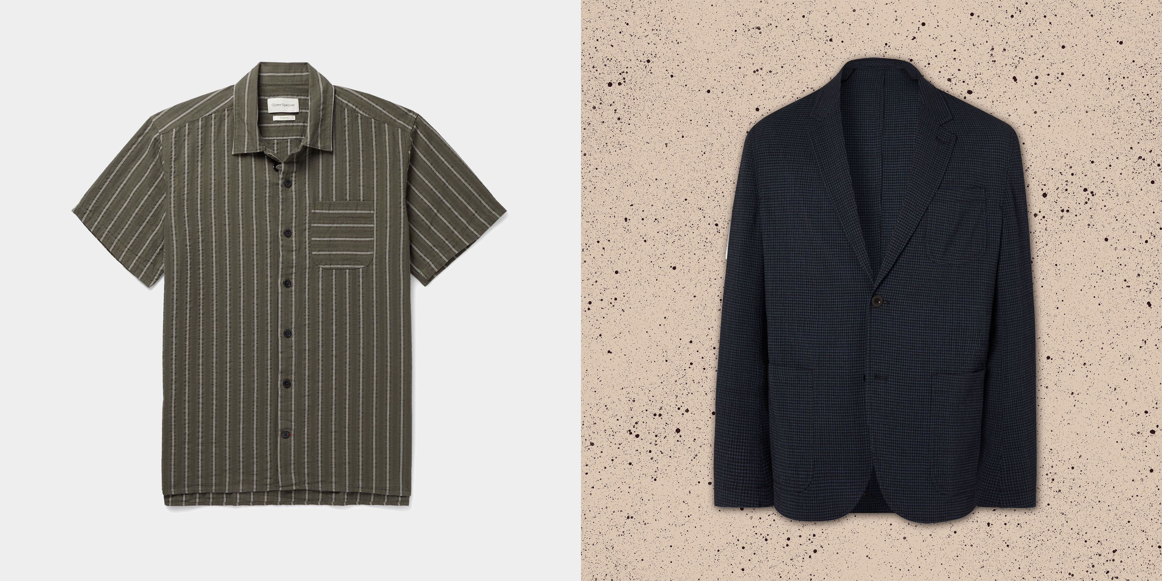 An Expert Guide To Wearing Seersucker This Summer Esquire
