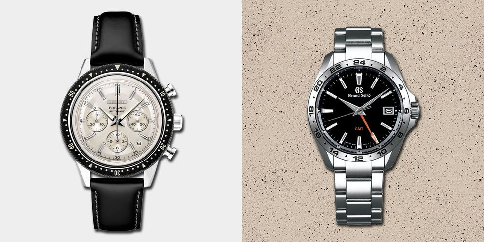 The 10 Best Seiko Watches For Men 2020 | Esquire