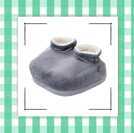 best self care gifts foot warmer and shower steamers