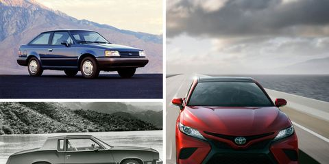 The Best-Selling Car in America the Year You Graduated High School