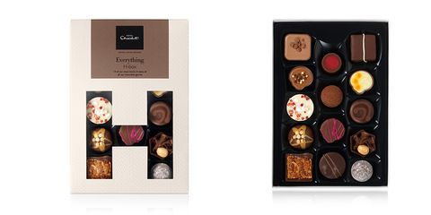 HotelChocolat's best selling box